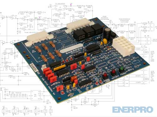 FRS300 Three Phase Firing Board