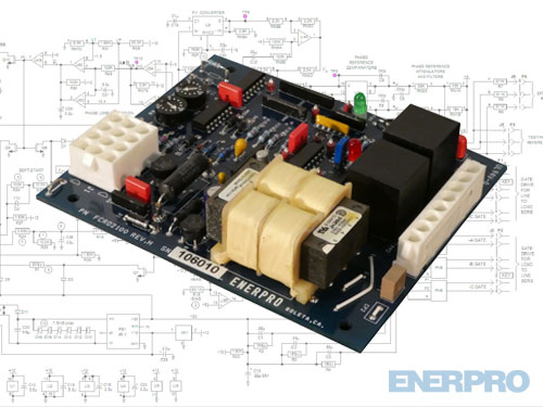 FCRO2100 Single Phase Firing Board