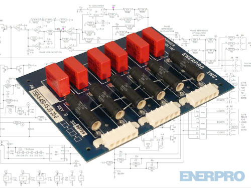 TSB6 Snubber Board