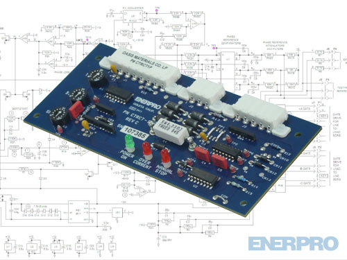 CTRCT-1 regulator board