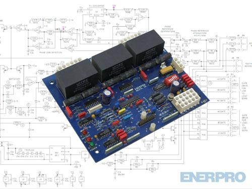 FCOG61HV Firing Board