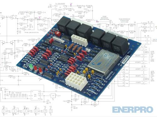FCOVF6100  Firing Board