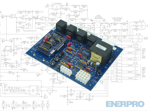 FCRO4100 Single Phase Firing Board