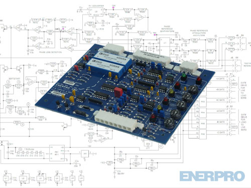 ISOVLCL-4 regulator board