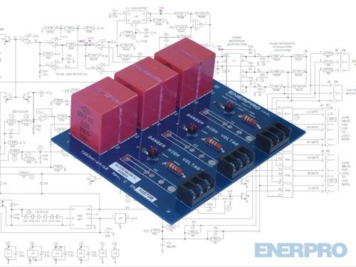 TSB- 3 Snubber Board
