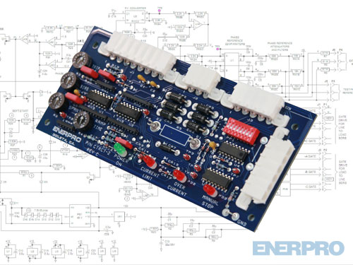 CTRCT-2 Regulator Board