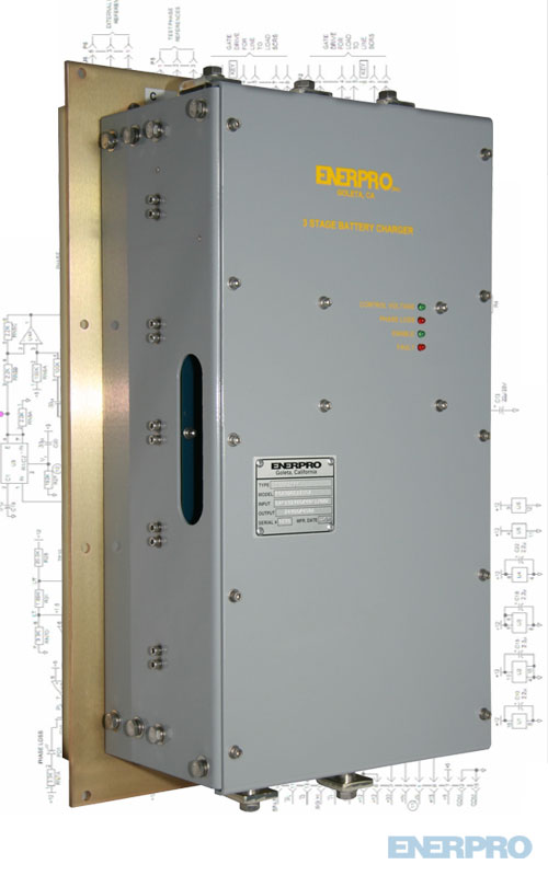 Enerpro Locomotive Power Electronics Converter (ELPEC)
