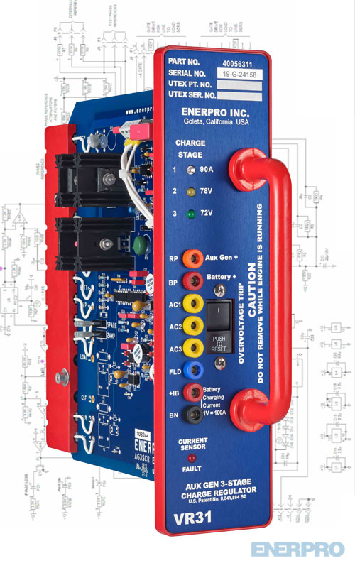3-Stage Battery Charger VR31